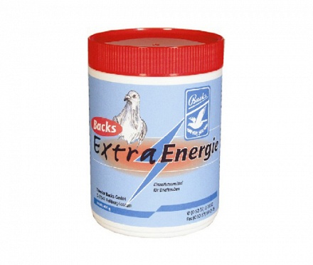 backs extra energie